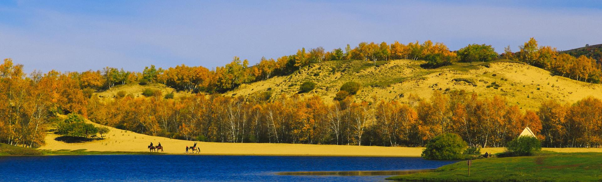 坝上乌兰布统大草原