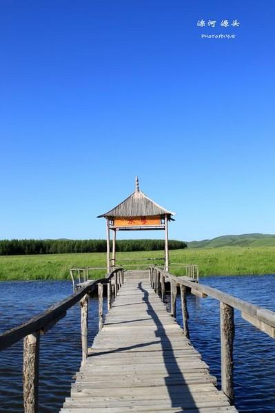 滦河源头、木兰围场塞罕坝国家森林公园 内蒙古克什克腾旗交界处